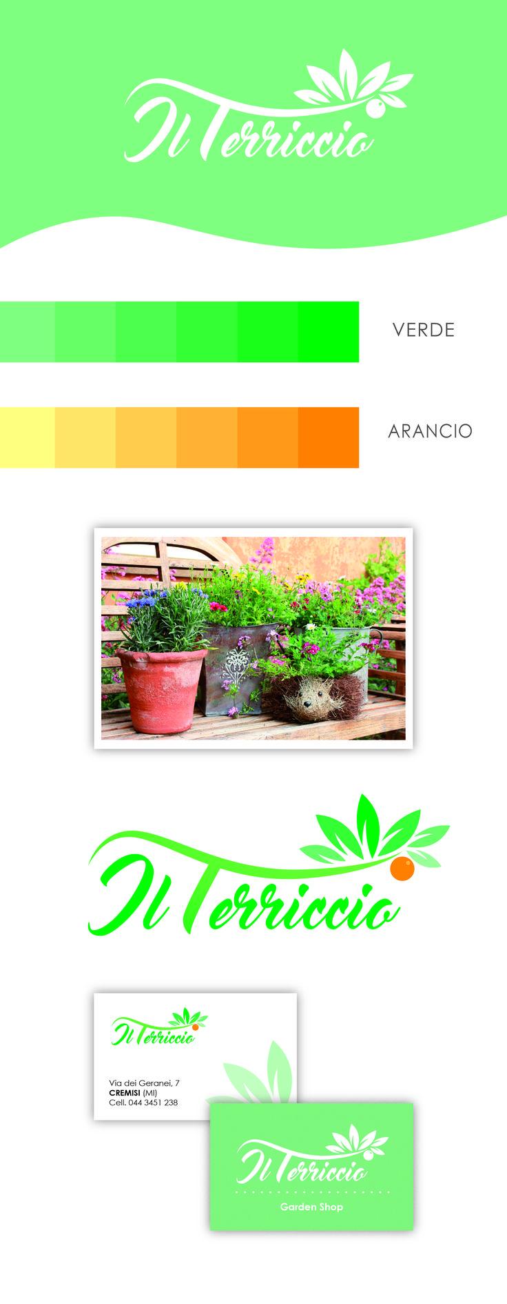 #grafichenuovatipografia #grafiche #nuova #tipografia #logo #coordinamento ##loghi #presentazione #gardenshop #garden #shop #terriccio #verde #elaborazione #business #card #bigliettodavisita #bv #Concept #packaging