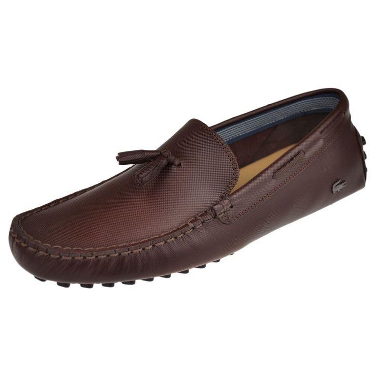 Lacoste Men's Shoes Concours Tassel 8 Loafer 30SRM0003-176