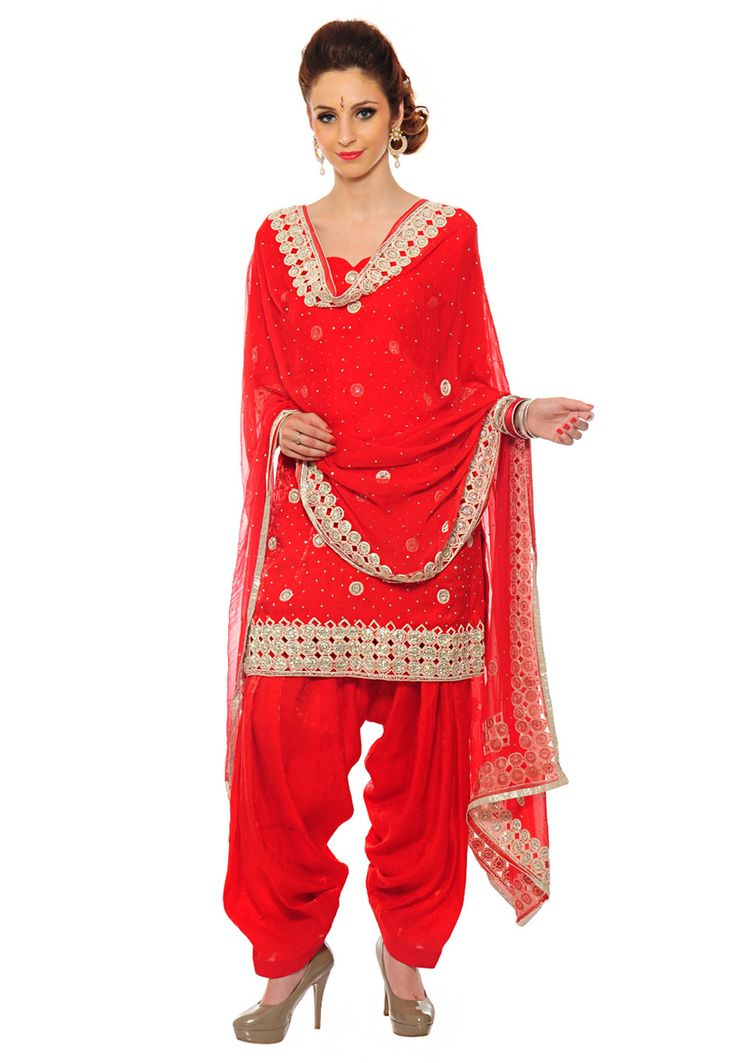 Buy assam silk salwar kameez online designer punjabi suit for Online suit builder