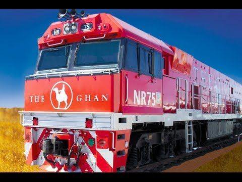 The Tailor - The finest collection of hand crafted Australian journeys. The Ghan – Australia's Greatest Rail Journey.  Holiday // Vacation // Luxe // Australia