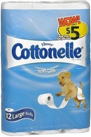 They also qualify for a National CAT deal that starts today 11/4 and runs through 12/1: Buy 3 Cottonelle Toilet Paper 12 pks $3.99 each ($11.97), Use 3 $1 Cottonelle coupons from 10/13 SS or $.55 Cottonelle coupon, Get $3 Instant Savings Pay $5.97, Get $3 CAT Final Price: 3/$2.97 ($.99 each)  Buy 3 Viva Paper Towels 6 pks $3.99 each ($11.97) Get $3 Instant Savings Use 3 $2 Viva coupons from your Kmart store (exp 11/5!!) or $1 from 10/13 SS, Final Price: 3 Free!