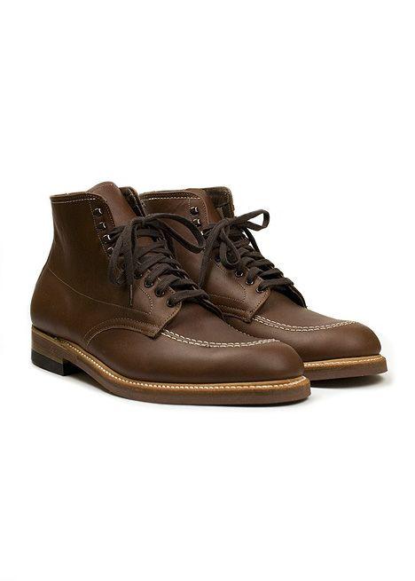 Alden 405 Indy Boots