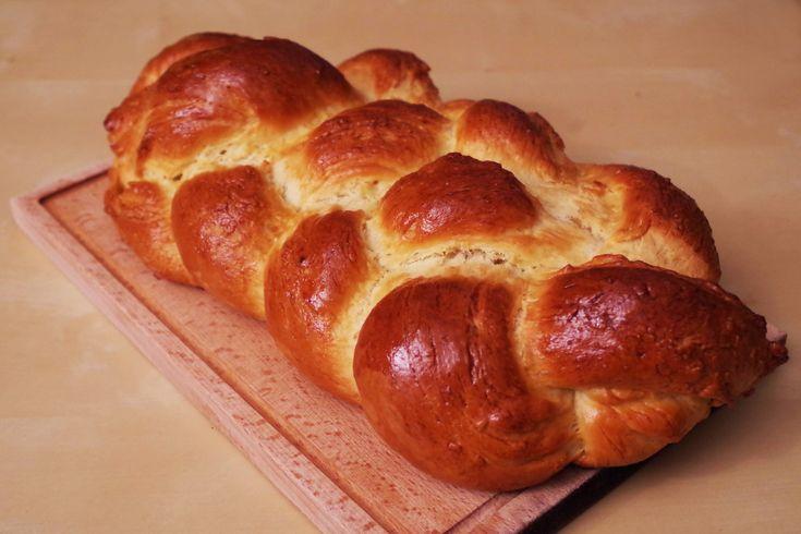 Húsvéti kalács recept