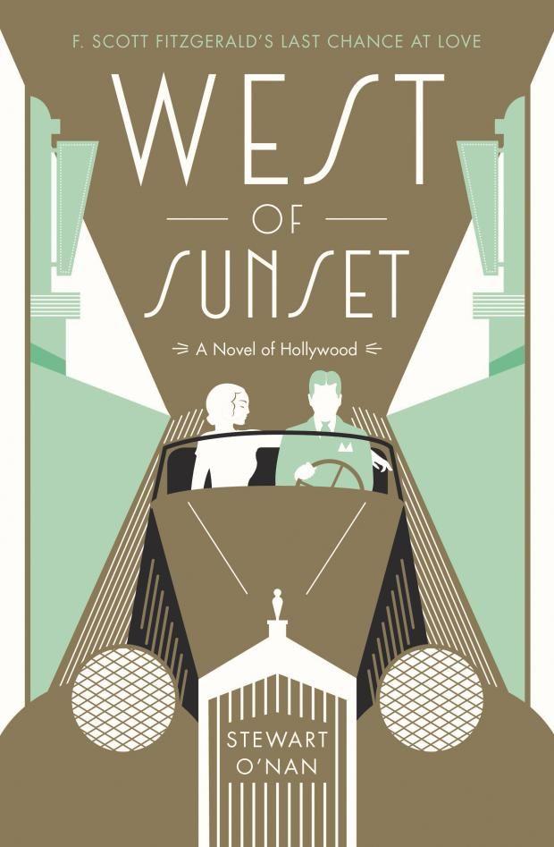 Culture Street | West of Sunset by Stewart O'Nan