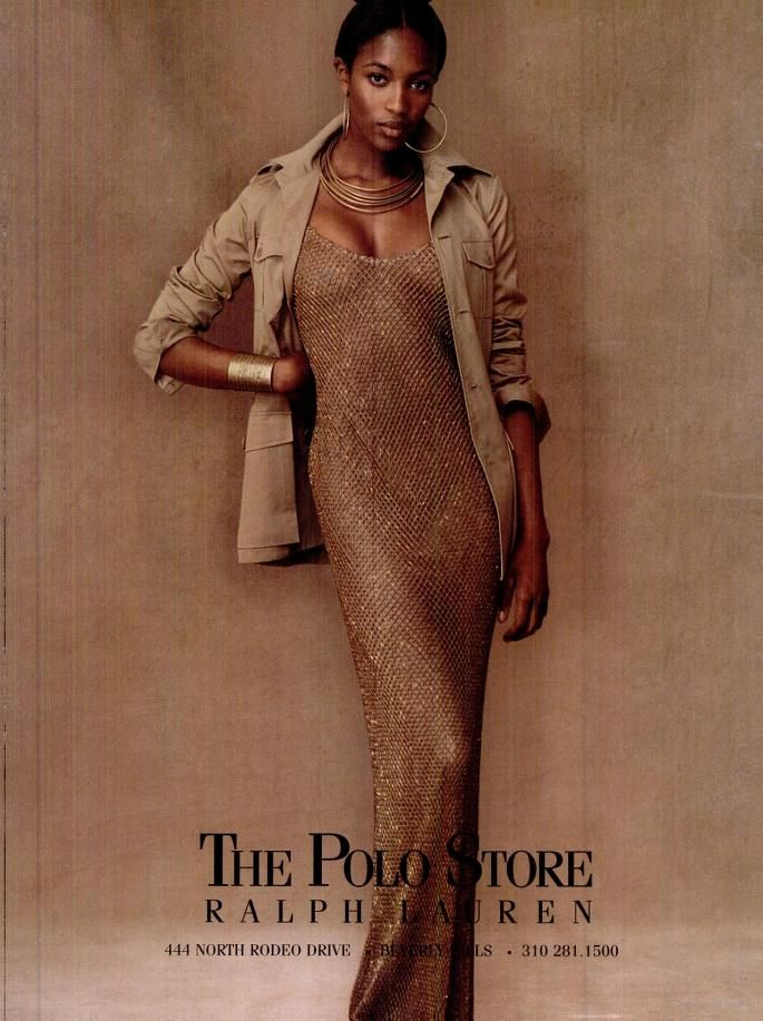styleregistry: Ralph Lauren | Spring 1997
