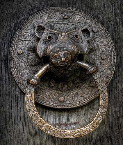 Church Door Knocker | Tom Jackson Photography www.tomjackson… | tomjackson.photography | Flickr