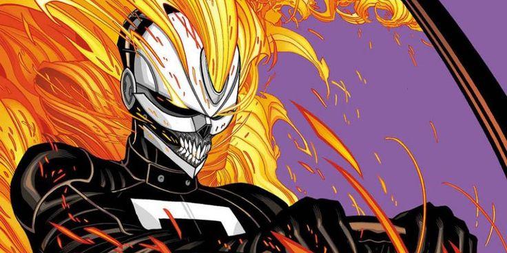 AGENTS OF S.H.I.E.L.D.- PRIMEIRO TRAILER LANÇADO GHOST RIDER NA SÉRIE! ~ Falo o que gosto Universo Nerd e Geek - Filmes - Séries - Games - HQs - Quadrinhos e Super-heróis!