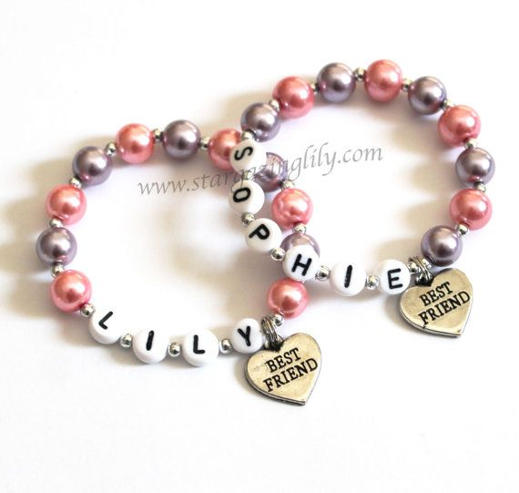 best friends children s charm bracelets child kid toddler