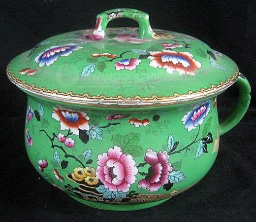 67 best antique wash vanity stand chamber pot images on - Pot de chambre antique ...