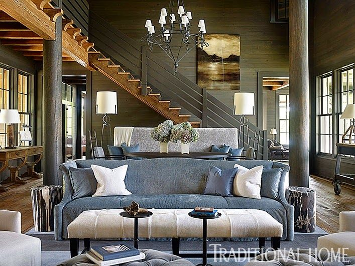 1144 Best Family Room Images On Pinterest | Architecture, Chic Living Room  And Island Part 69