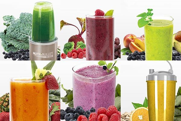 NutriBullet Recipes--6 recipes to boost energy, enhance weight loss and balance hormones.