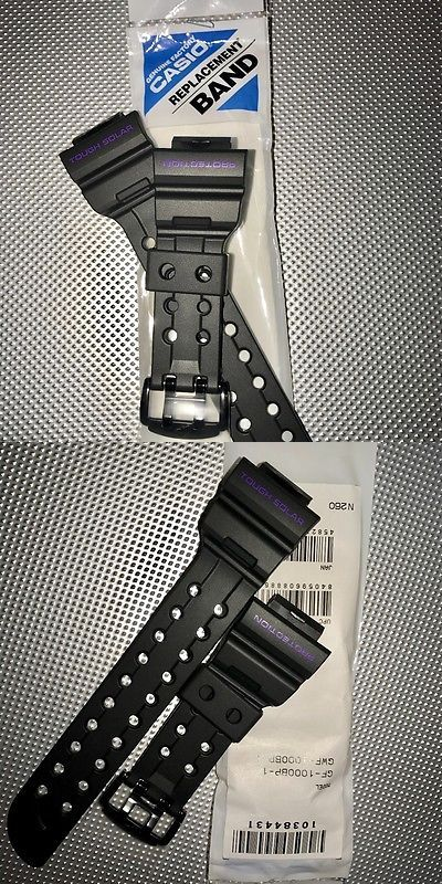 Watches for Parts 165144: G Shock Frogman Gwf-1000Bp Watch Band -> BUY IT NOW ONLY: $59 on eBay!