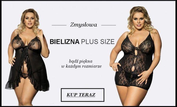Bielizna, Erotyczna, Plus Size - naamory.pl