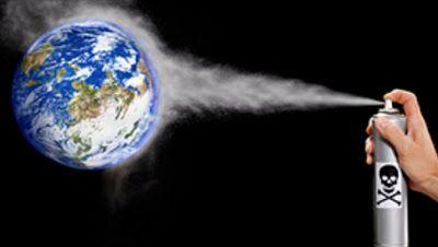 COLUNISTAS: Paiva Netto - Camada de ozônio e flagelos do Apoca...