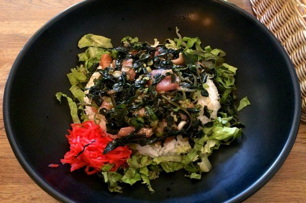 Island-Style Poki Bowl Soothes the Dog Days - Daichan in Studio City