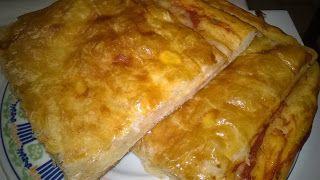 Dolcilandia e non solo...: Pizza parigina