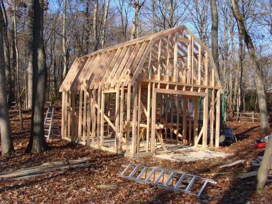 Gambrel Roof Tips Page 2 Framing Contractor Talk Gambrel
