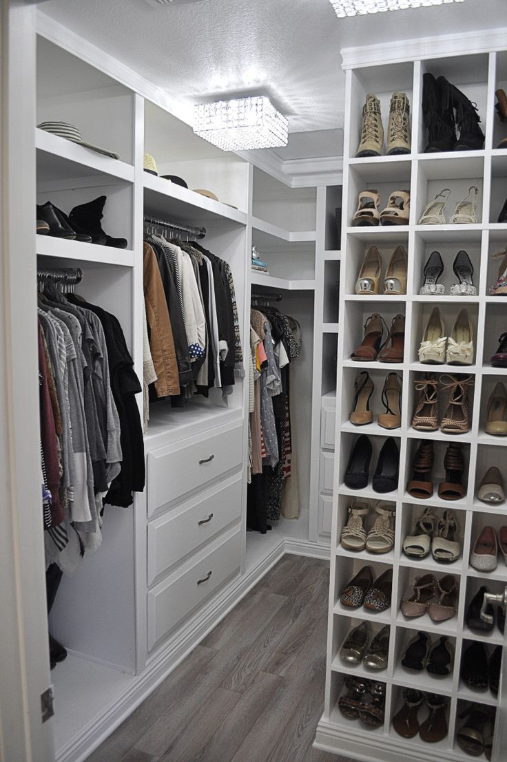 best 25+ diy walk in closet ideas that you will like on pinterest