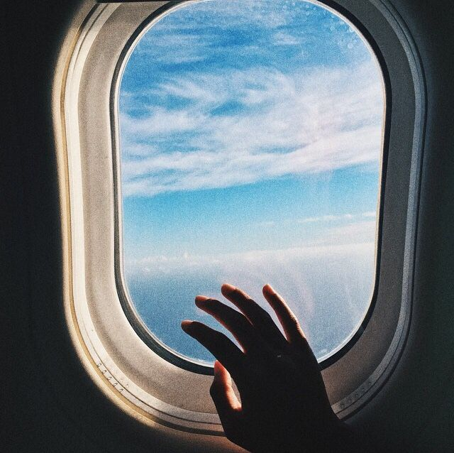 """""""leaving on a jet plane"""" (travel photography inspiration)"""
