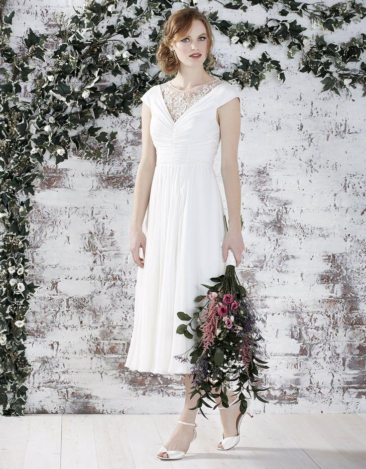 16 besten Monsoon Bridal Gowns Bilder auf Pinterest | Brautkleider ...