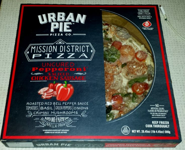 Urban Pie Pizza Review