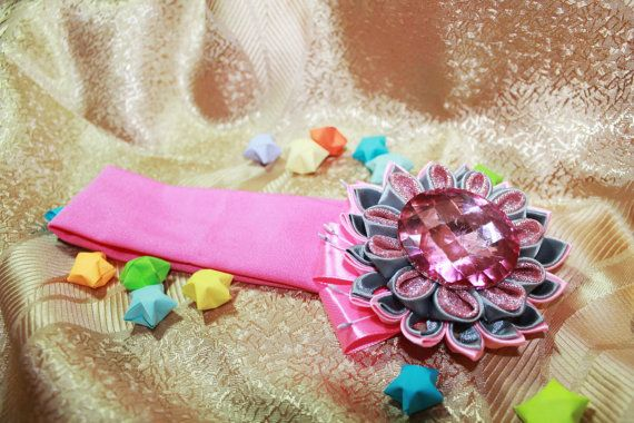 Kanzashi Headband, Hair Accessories