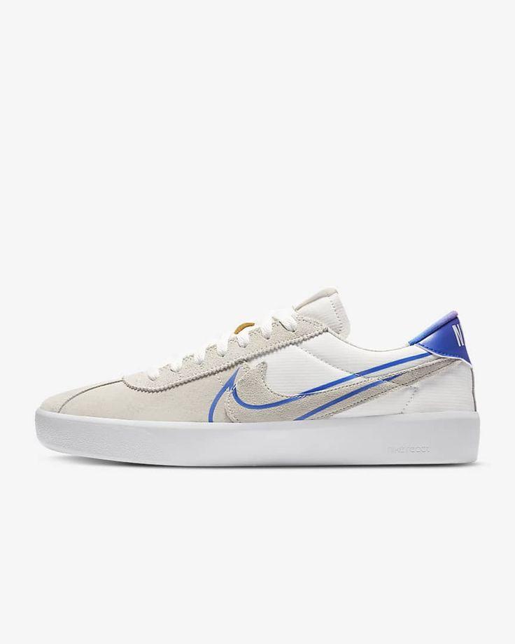 Chaussure de skateboard Nike SB Bruin React T. Nike FR | Skate ...