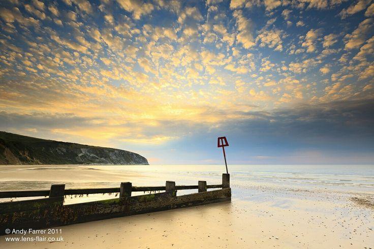 Swanage Beach, Swanage Bay, Swanage Bay, Swanage, Dorset, England