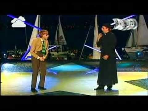 Kabaret Neo-nówka - Ksiądz i kościelny (najśmieszniejsza wersja) - YouTube