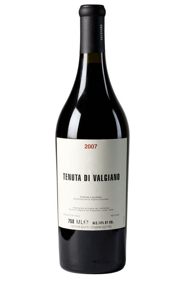 Tenuta di Valgiano Colline Lucchesi DOC (Vineyards Tenuta di Valgiano)