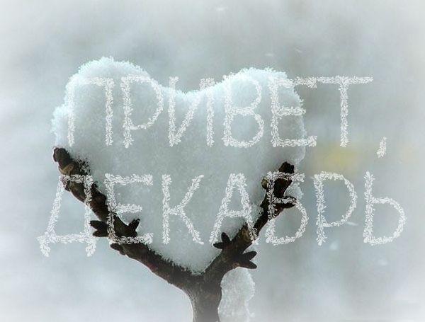 Цитаты про декабрь