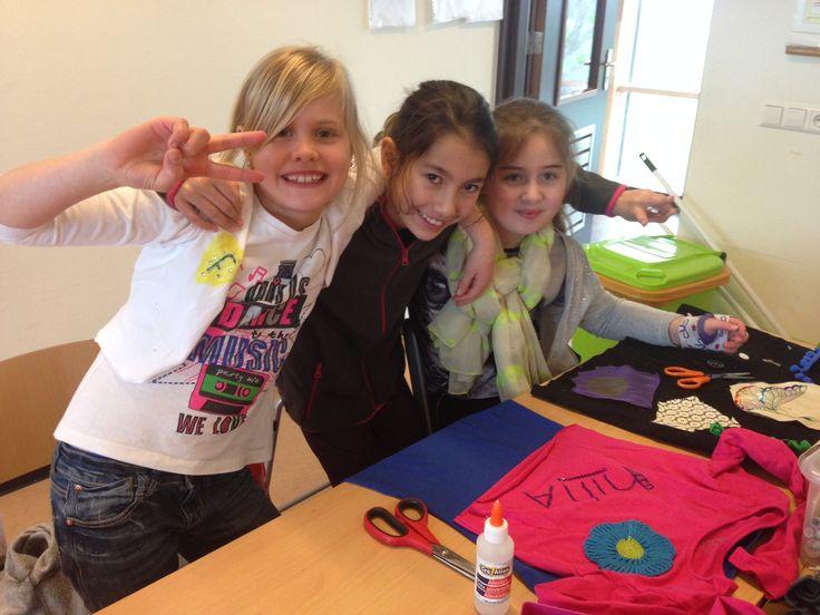 www.leukverjaardagsfeestje.nl Treedt tijdens je #kinderfeestje in de voetsporen van bekende mode ontwerpers.