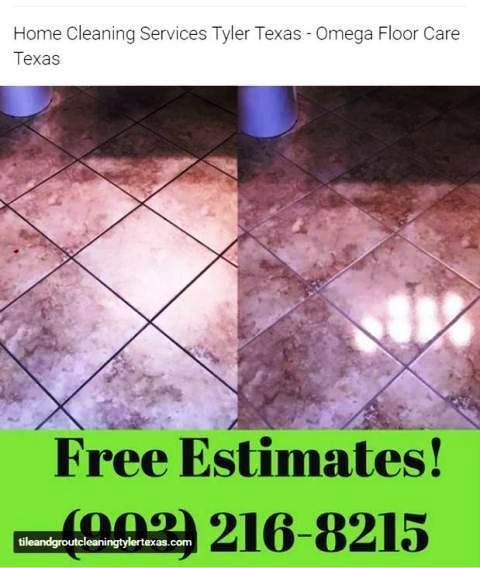 https://www.tileandgroutcleaningtylertexas.com/ | Amazing Results in Tile and Grout Cleaning, Pressure Washing, Carpet Cleaning and Natural Stone Cleaning in Tyler Texas By Omega Floor Care Texas - * Our process removes the dirt, grime, oil, and bacteria * Restores your floors to a like-new appearance * We use EPA and environmentally friendly solutions * Licensed and insured * Monthly Maintenance Program * We specialize in floor care * All work guaranteed * Highly Trained Experts...