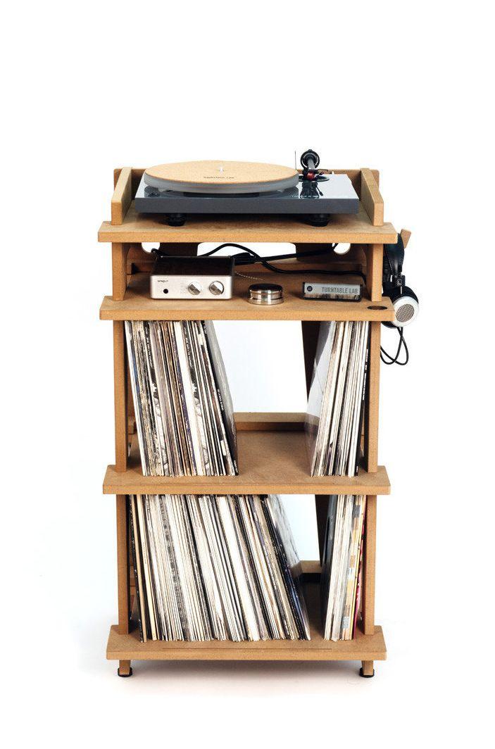 M s de 25 ideas incre bles sobre tocadiscos en pinterest tocadiscos crosley tocadiscos y - Mueble para tocadiscos ikea ...