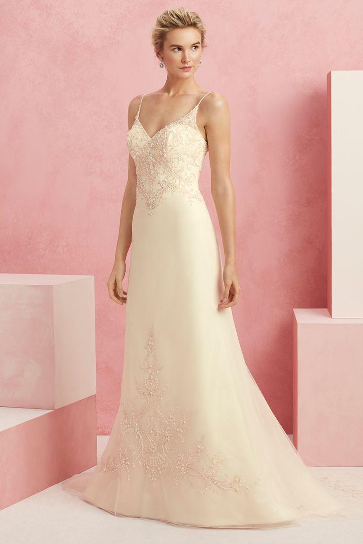 Mejores 55 imágenes de Wedding dresses en Pinterest | Ideas para ...