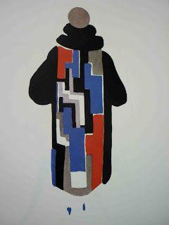 La Robe De Mes Rêves: La mode simultanée de Sonia Delaunay