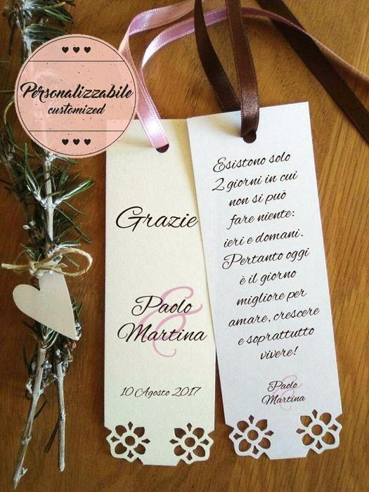 Ben noto Oltre 25 fantastiche idee su Matrimonio da ringraziamento su  PL65