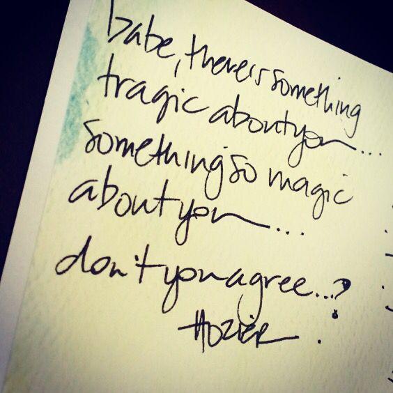 #hozier #lyrics #beautiful