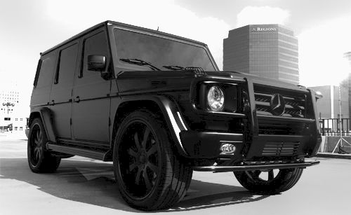 This is seriously my dream car mercedes benz g wagon for Mercedes benz matte black g wagon