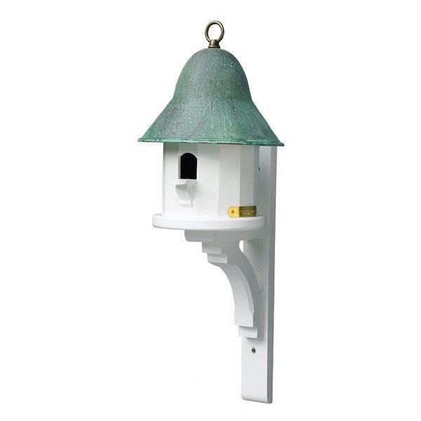 Horoshie Napravleniya Najdzhel Birdhouse Bird House Bird Houses Copper Roof
