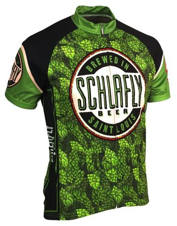 Schlafly Dry Hopped APA Beer jersey
