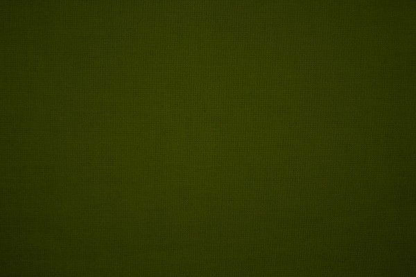 Olive Green Canvas Fabric Texture Free High Resolution