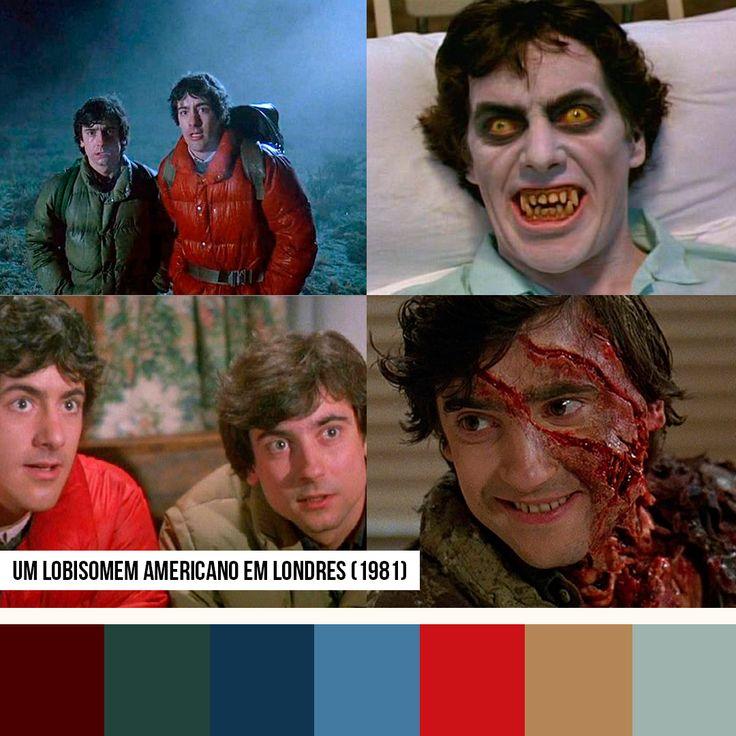 Filme: Um Lobisomem Americano em Londres Ano: 1981 Direção:John Landis Gêneros: Terror,Fantasia Nacionalidades: Reino Unido,EUA