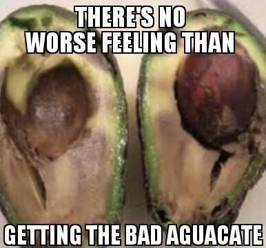 The bad aguacate <|3 #mexicans be like