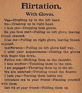 victorian dating rules Rules for the duties of both hostess and guest in morning receptions, dinner companies, visiting, evening parties and balls a complete guide for letter.