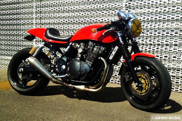 suzuki gsx 750 inazuma café racer ©jérôme ricoul   bike