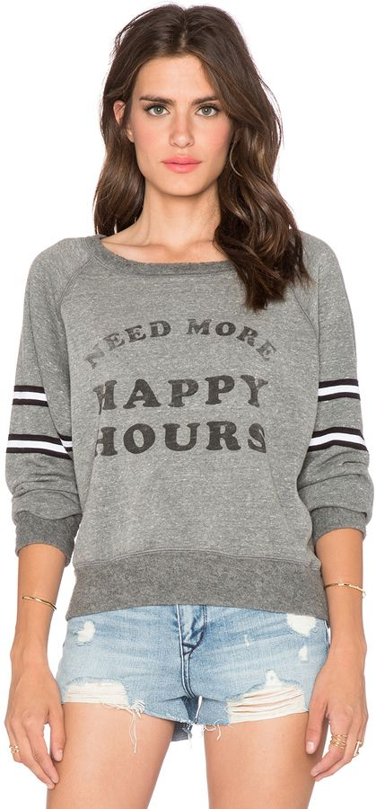 DAYDREAMER Happy Hours Sweatshirt