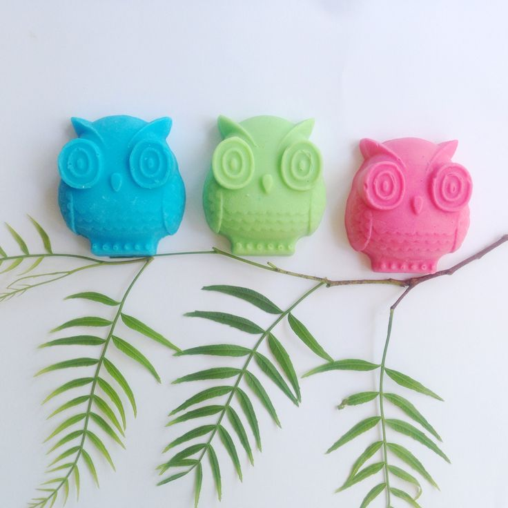 Sweet Owl Soaps. Made in New Zealand from all natural ingredients. www.rosaliving.co.nz www.rosaliving.com.au