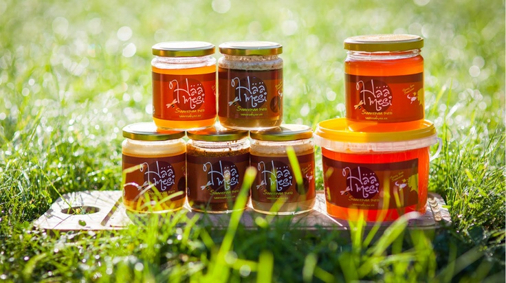 Good Honey / Hea Mesi  Honey from Saaremaa island