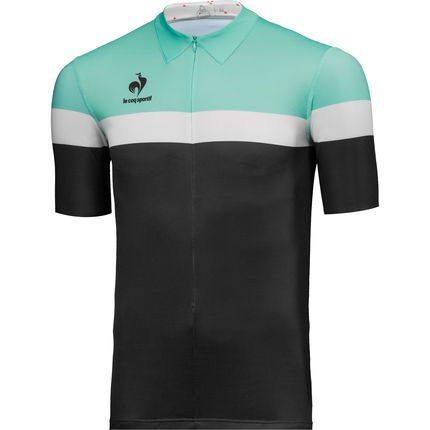Wiggle | Le Coq Sportif Arac Short Sleeve Jersey | Short Sleeve Cycling Jerseys